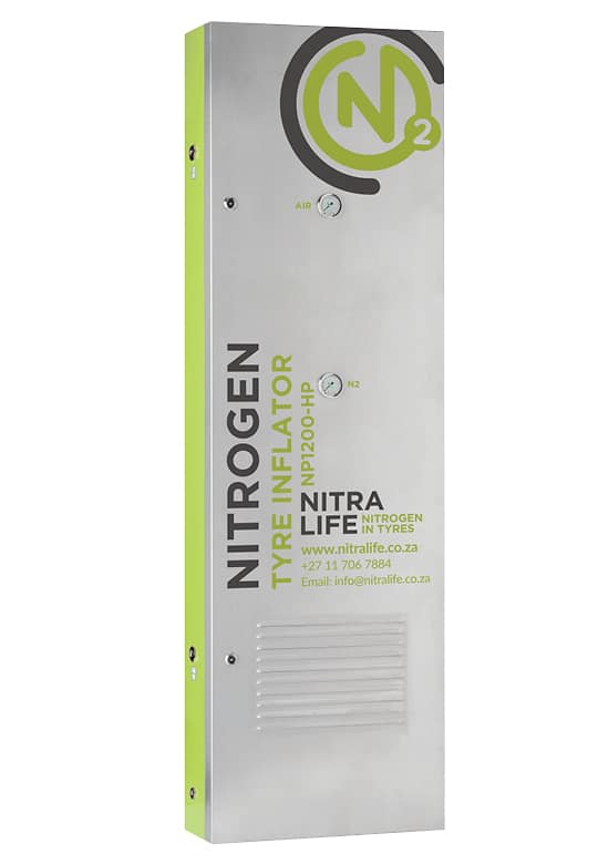 Nitralife Nitrogen Tyre Inflator NP1200AIO